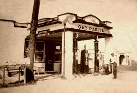 Gay Parita, Paris Springs Junction, Missouri, 1930's.