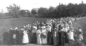 Lunatic Assylum #2 Patients in 1902