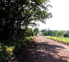 Devil's Promenade near Joplin, Missouri