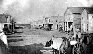 Lebanon Missouri, 1860s