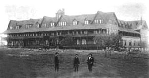Gasconade Hotel in Lebanon Missouri 1890