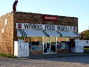 Wrink's Market, Lebanon Missouri