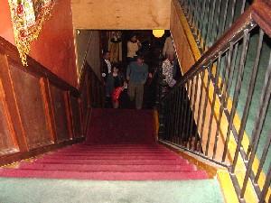 Lemp Mansion Staircase