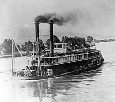Missouri Steamboat