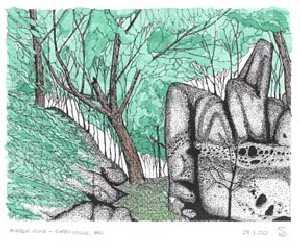 Murder Rocks, by Samuel C. Dyer