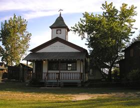 Red Oak II Town Hall, Missouri