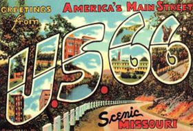 Vintage Missouri Postcard