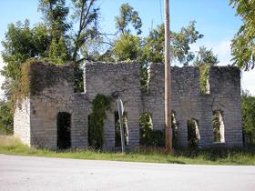 Casket Factory in Plano, Missouri