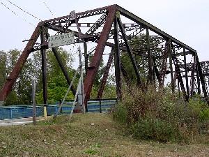 Chain of Rocks Bridge, St. Louis, Missouri