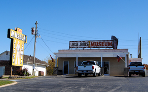 Jesse James Wax Museum, Stanton, Missouri