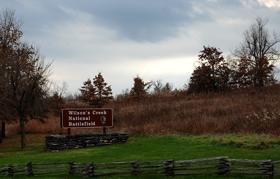 Wilson's Creek National Battlefiled, Kathy Weiser, 2009