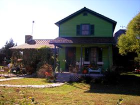 Belle Starr house, Red Oak II, Missouri