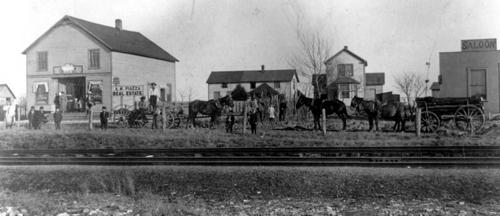Rosati, Missouri in 1910