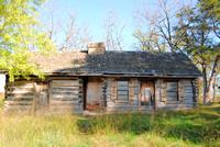 Snelson-Brinker Cabin, Crawford CO. Missouri
