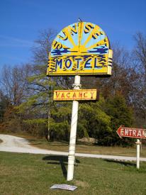 Sunset Motel, Villa Ridge, Missouri