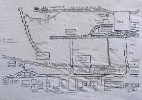 Coolidge, Montana Map