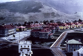 Fort Yellowstone in 1910