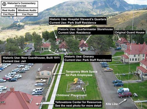 Fort Yellowstone, Montana