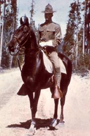 Fort Yellowstone Patrolman