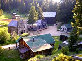 Garnet Montana Ghost Town, 2008, Kathy Weiser-Alexander