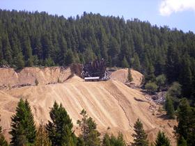 Granite Mine, Montana