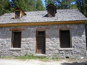 Superintendent's House, Granite, Montana