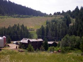 Kirkville, Montana today