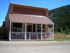 Lund Saloon, Marysville, Montana