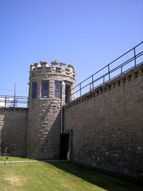 Guardtower at the Old Montana Prison Museum