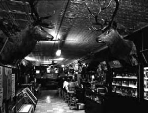 New Atlas Bar, Columbus, Montana