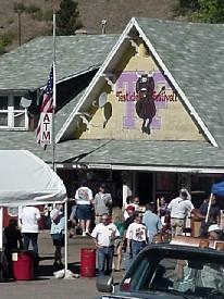 Testicle Festival at Rock Creek Lodge