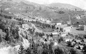 Kendall, Montana in 1906.