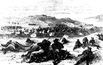 Beecher Island Battle