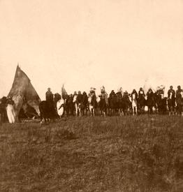 Pawnee Warriors