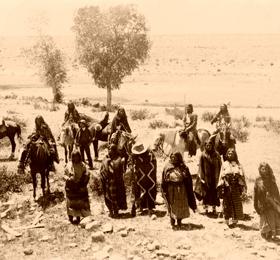 Ute Indians, 1893