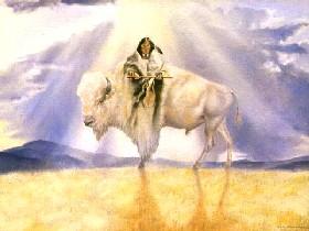 White Buffalo Calf Woman
