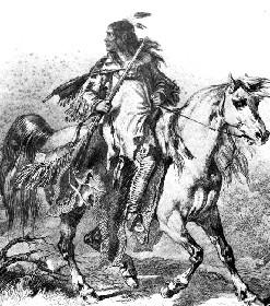 Blackfoot Warrior