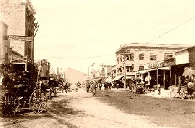 Goldfield, Nevada, 1907