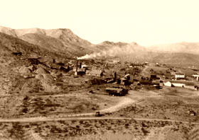 Goodsprings, Nevada, 1924