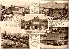 Hoisting Works, Virginia City, Nevada