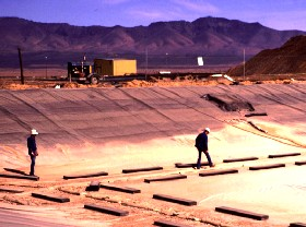 Placer Dome Mining in Nevada