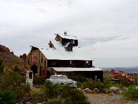 Barn at Techatticup Mine