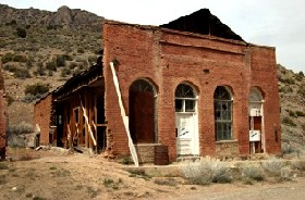 Tybo, Nevada Ghost Town