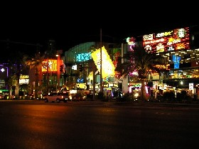 Las Vegas, Nevada Strip