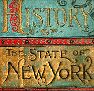New York Historic Book Collection - 72 Historic Books on CD