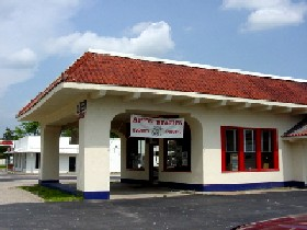 Restored DX Station in Afton, Oklahoma