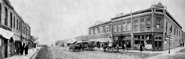 Early Bristow, Oklahoma