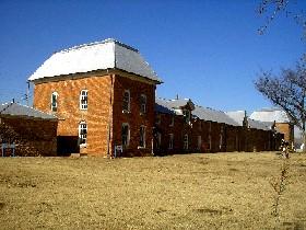 Fort Reno, Oklahoma Commisary and Magazine building