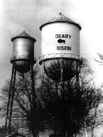 Geary Water Towers