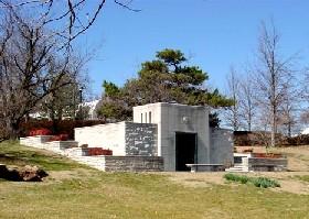 Thomas Gilcrease Mausoleum